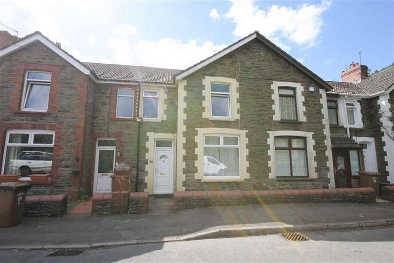 3 Bedrooms Terraced House for sale in Pencerrig Street, Llanbradach, CF83
