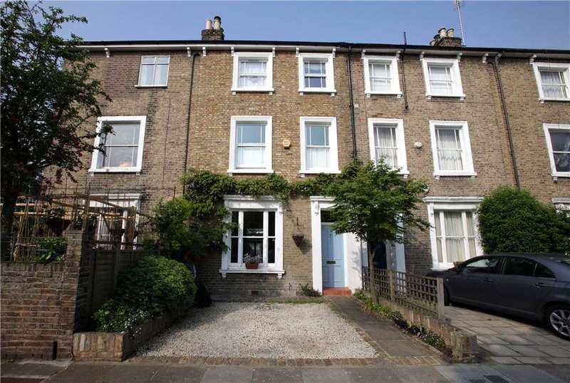 5 Bedrooms Terraced House for sale in Sydney Road, Richmond, London, TW9