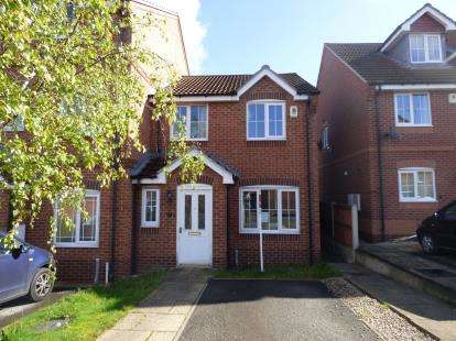 3 Bedrooms Semi Detached House for sale in Forest Avenue, Mansfield, Nottinghamshire