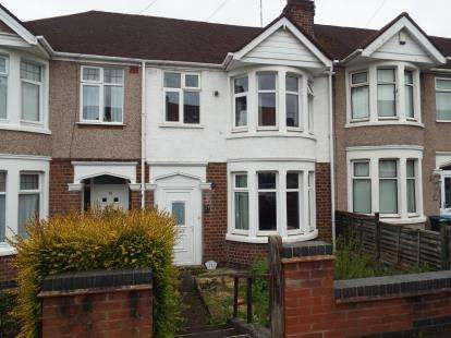 3 Bedrooms Terraced House for sale in Chelveston Road, Coundon, Coventry