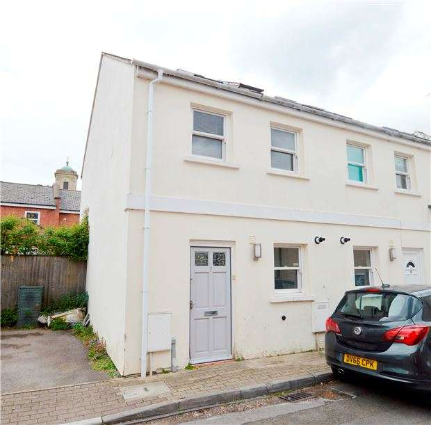 3 Bedrooms End Of Terrace House for sale in Malthouse Lane, CHELTENHAM, Gloucestershire, GL50 4EY