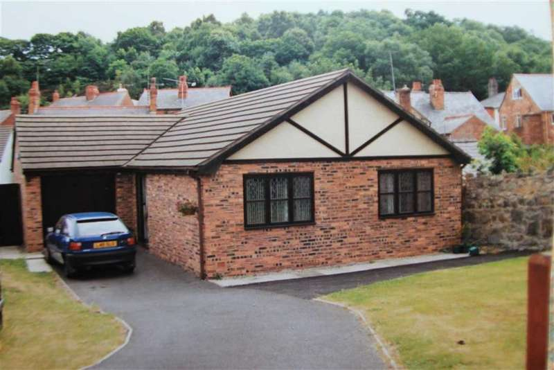 2 Bedrooms Detached Bungalow for sale in Roberts Croft, Caergwrle, Wrexham
