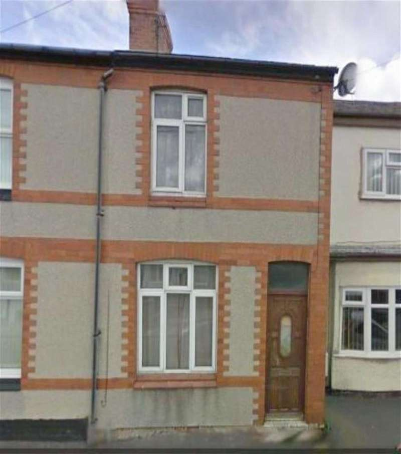2 Bedrooms End Of Terrace House for sale in North Street, Sandycroft