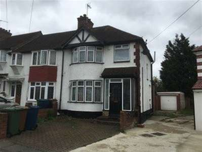 3 Bedrooms Terraced House for sale in Connaught Road, Harrow Weald