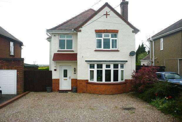 4 Bedrooms Detached House for sale in London Road, Raunds, Wellingborough, NN9