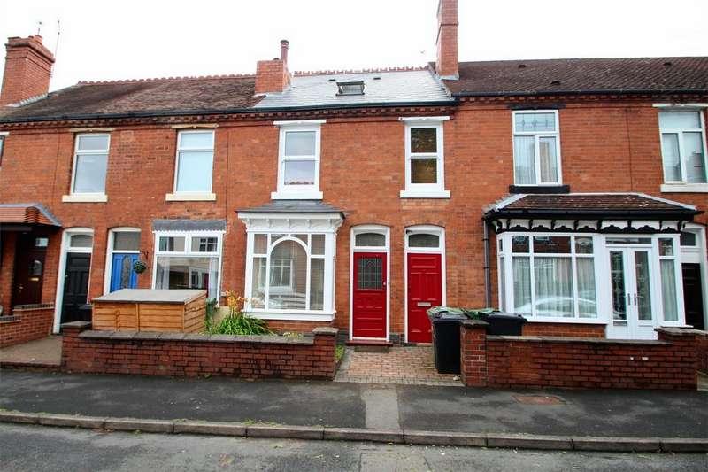 3 Bedrooms Terraced House for sale in Melbourne Road, HALESOWEN, West Midlands