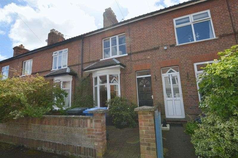 3 Bedrooms Terraced House for sale in Hughenden Road, Norwich