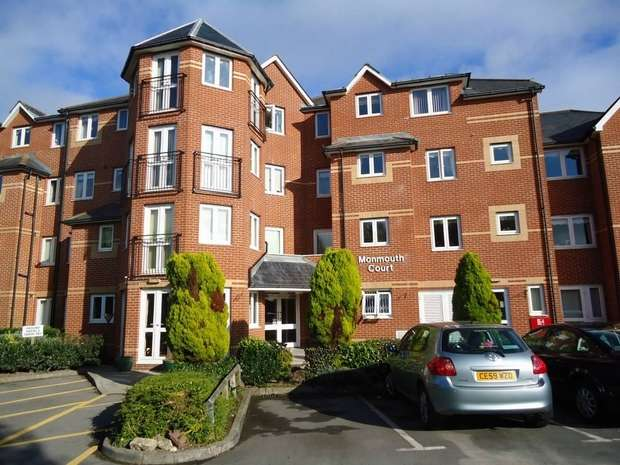 1 Bedroom Flat for sale in Monmouth Court, Newport
