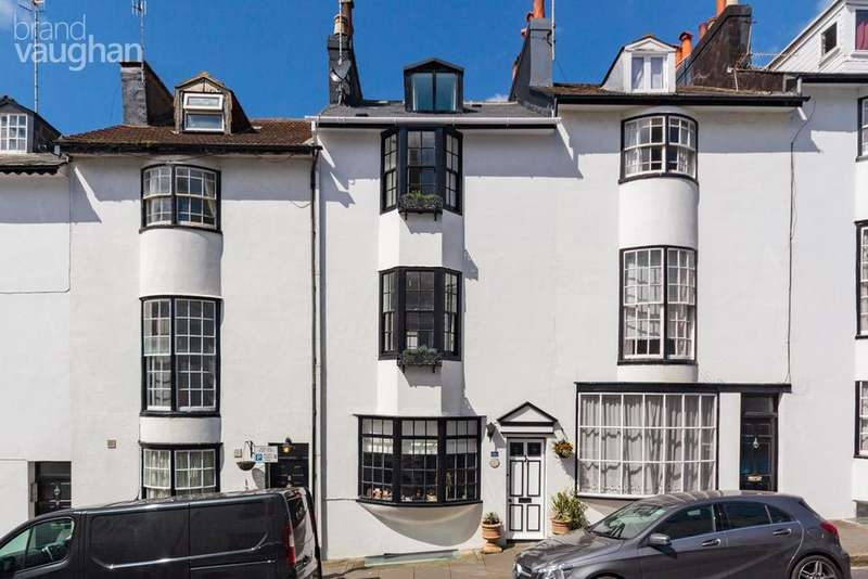4 Bedrooms Terraced House for sale in Upper Market Street, Hove, BN3