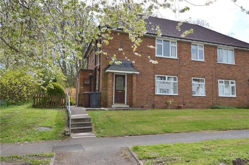 2 Bedrooms Apartment Flat for sale in West Park Drive East, Roundhay, Leeds
