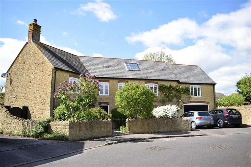 5 Bedrooms Detached House for sale in Pitchers, Salwayash, Dorset, DT6