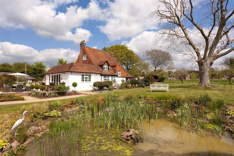8 Bedrooms Country House Character Property for sale in West End Lane, Henfield
