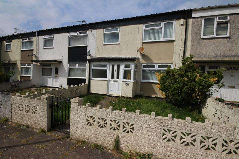 3 Bedrooms Terraced House for sale in Pennsylvania, Llanederyn