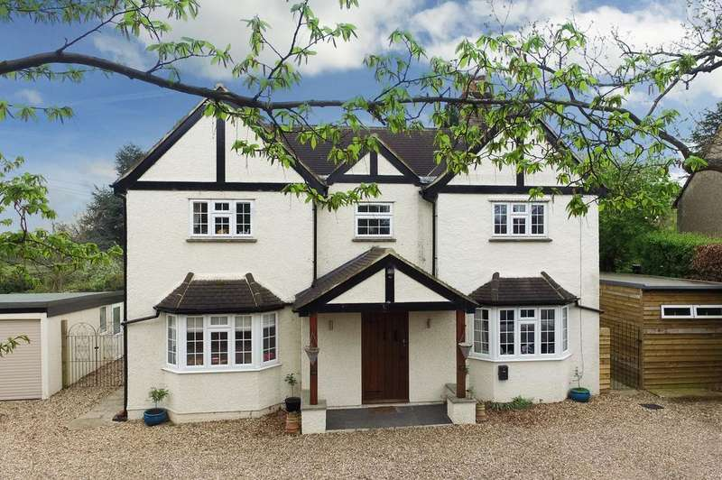 5 Bedrooms Detached House for sale in Potten End HP4