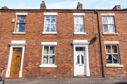 3 Bedrooms Terraced House for sale in South View Terrace, Leyland, ., PR25