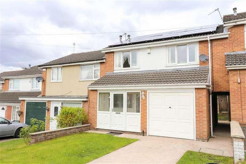 3 Bedrooms Mews House for sale in Burlington Close, Heaton Mersey