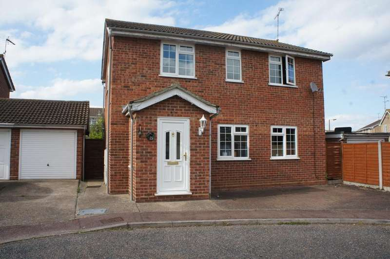 4 Bedrooms Detached House for sale in Shepard Close, Leigh-on-Sea SS9
