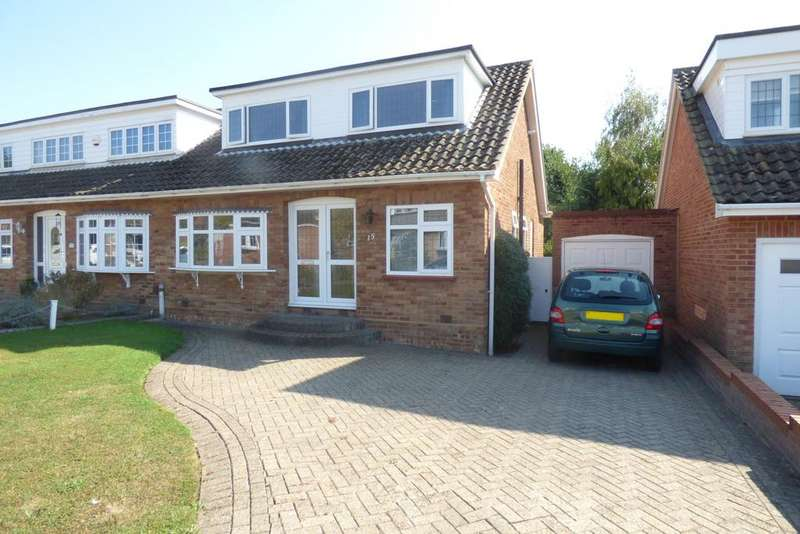 4 Bedrooms Semi Detached House for sale in The Meads, Cranham, Upminster RM14