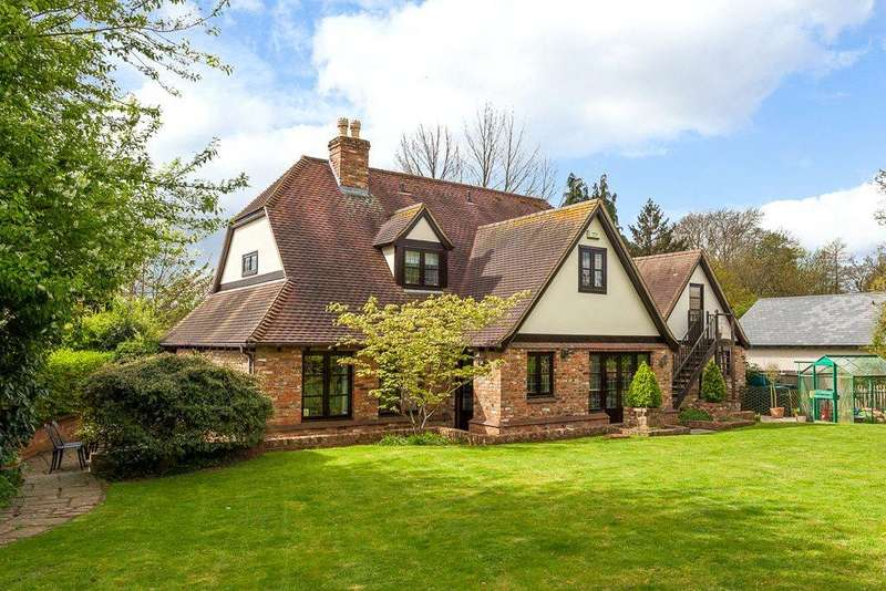 4 Bedrooms Detached House for sale in West Street, Hunton, Maidstone, Kent, ME15