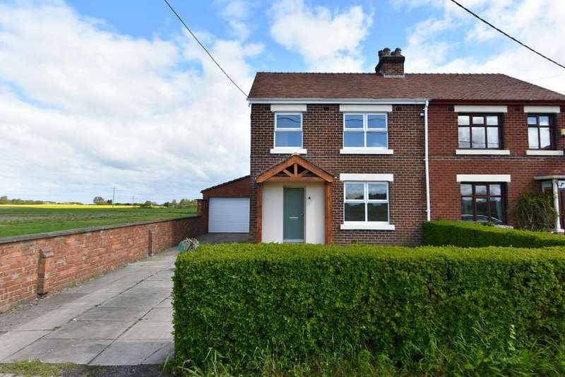4 Bedrooms Semi Detached House for sale in Gregory Lane, Halsall