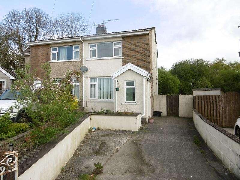 2 Bedrooms Semi Detached House for sale in Blaen Y Fro , Pencoed, Bridgend, Bridgend.