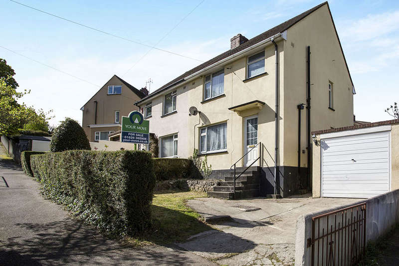 3 Bedrooms Semi Detached House for sale in Haldon Rise, Newton Abbot, TQ12
