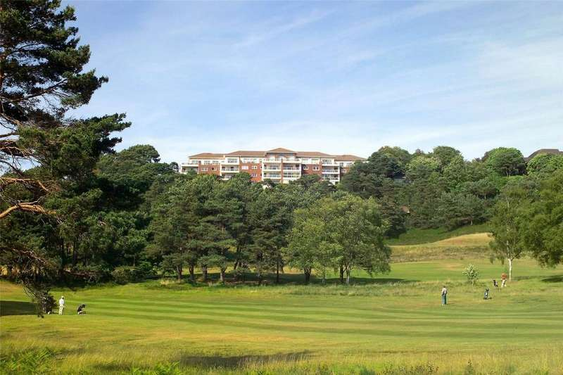 3 Bedrooms Flat for sale in Lilliput Road, Poole, Dorset, BH14