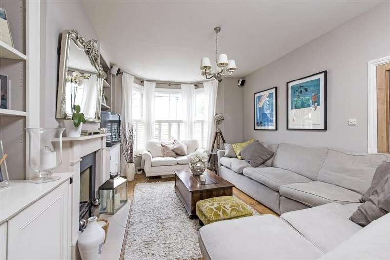 5 Bedrooms Terraced House for sale in Buckmaster Road, London, SW11