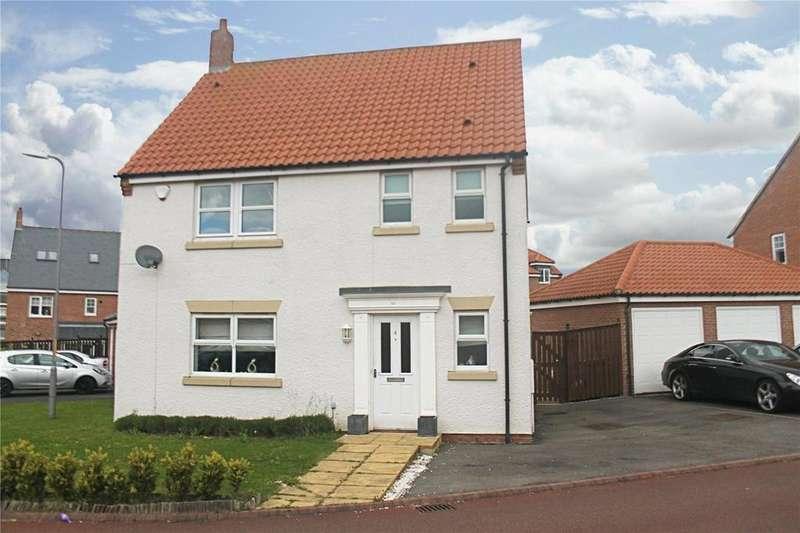3 Bedrooms Detached House for sale in Bignor Court, Ingleby Barwick