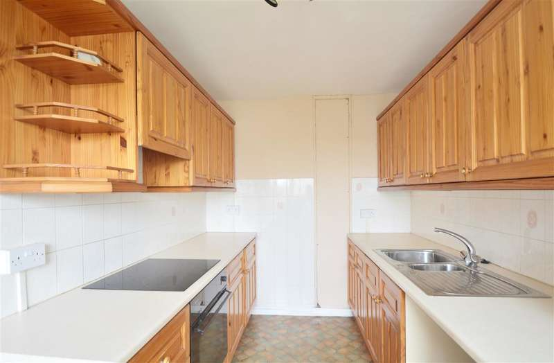 2 Bedrooms Apartment Flat for sale in Finchdean House, Roehampton, London