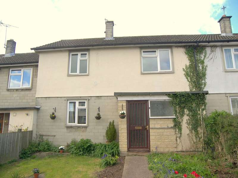 3 Bedrooms Terraced House for sale in Dickens Avenue, Corsham