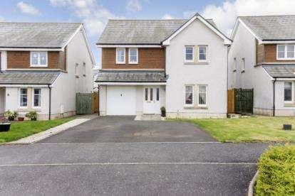 4 Bedrooms Detached House for sale in Wordie Road, Stirling