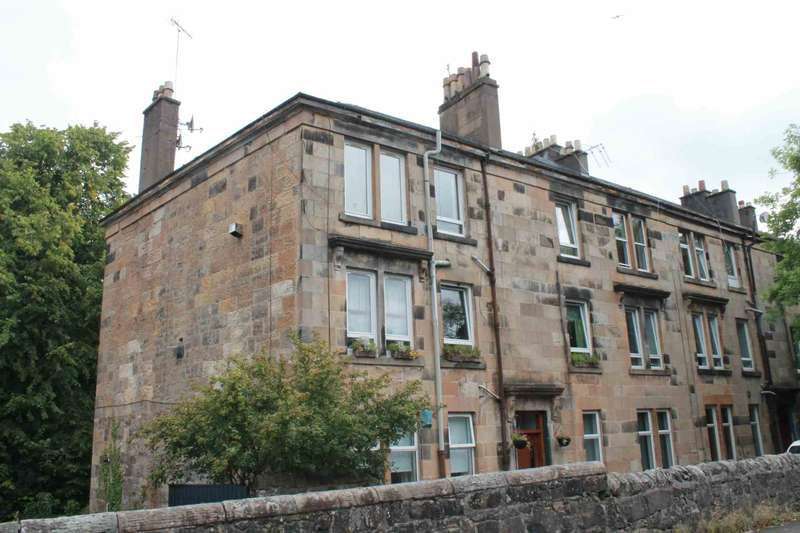 1 Bedroom Flat for sale in McIntyre Place, Paisley