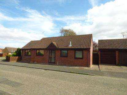 2 Bedrooms Bungalow for sale in Beyton, Bury St. Edmunds, Suffolk