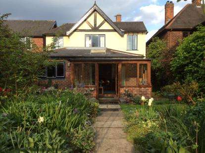 4 Bedrooms Detached House for sale in Sandy Lane, Hucknall, Nottingham, Nottinghamshire