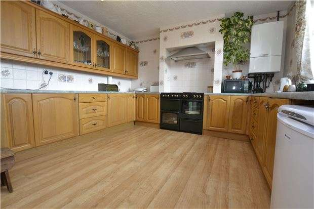 3 Bedrooms Semi Detached House for sale in Wyedale Avenue, BRISTOL, BS9 2QQ