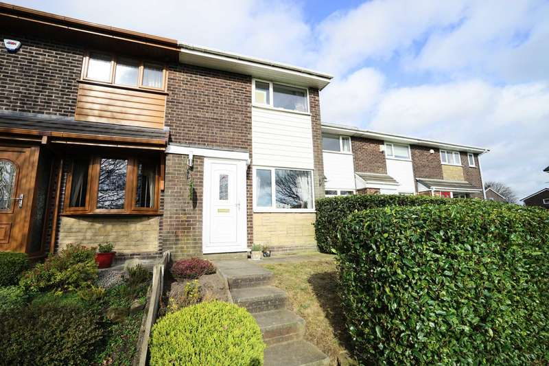 2 Bedrooms Terraced House for sale in Widford Walk, Blackrod
