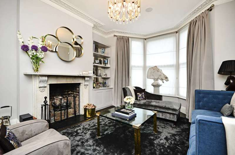 4 Bedrooms Terraced House for sale in Downs Park Road, Hackney, E8
