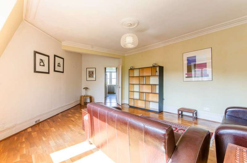 1 Bedroom Flat for sale in Kings Gardens, West Hampstead, NW6