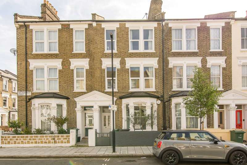 3 Bedrooms Flat for sale in Walberswick Street, Vauxhall, SW8