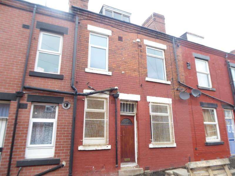 2 Bedrooms House for sale in Glensdale Terrace, East End Park, LS9