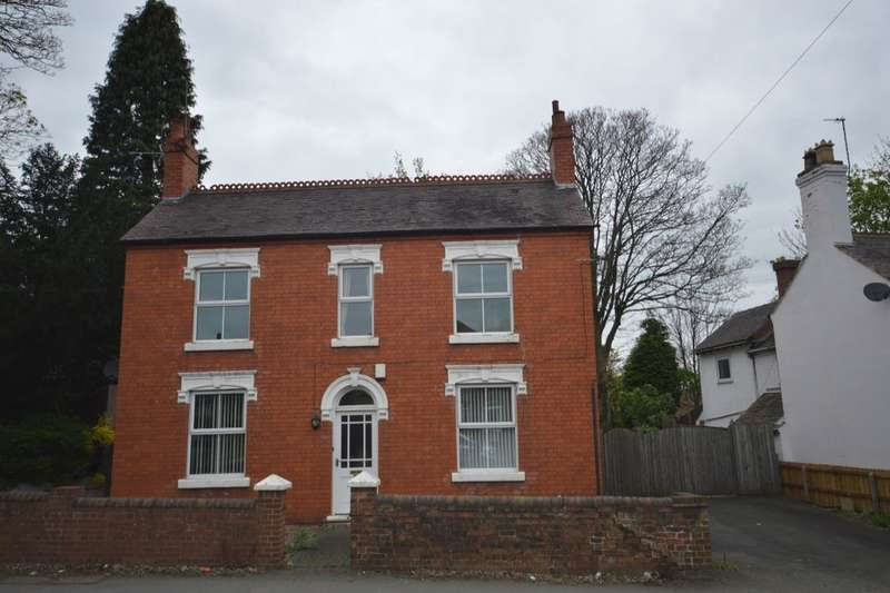 3 Bedrooms Detached House for sale in Haybridge Road, Hadley, Telford, TF1