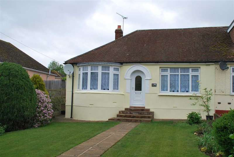 2 Bedrooms Bungalow for sale in MAIN ROAD, HOO ST. WERBURGH