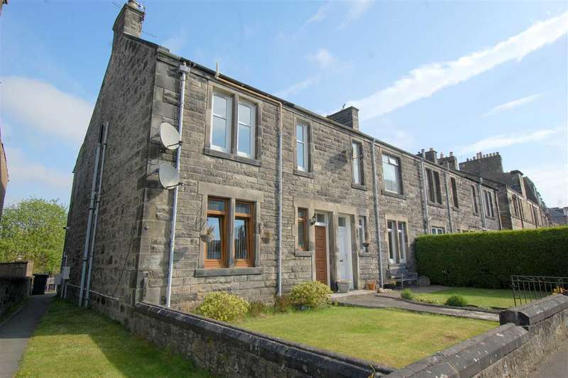 2 Bedrooms Apartment Flat for sale in Victoria Terrace, (Upper Right), Dunfermline