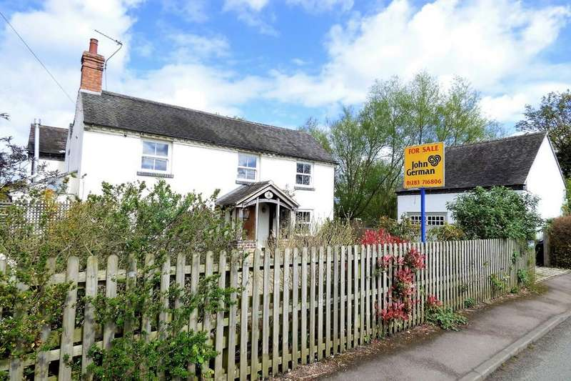 5 Bedrooms Cottage House for sale in Bar Lane, Barton under Needwood