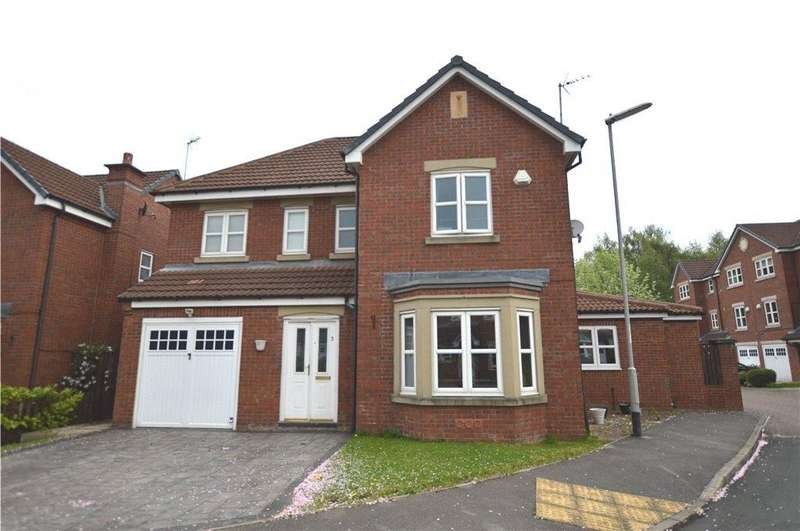 4 Bedrooms Detached House for sale in St Davids Road, Robin Hood, Wakefield, West Yorkshire