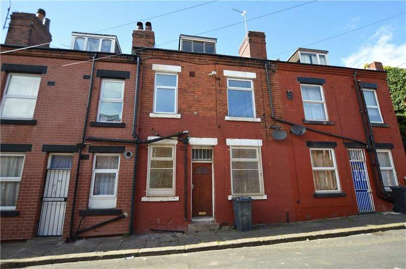 2 Bedrooms Terraced House for sale in Glensdale Terrace, Leeds, West Yorkshire