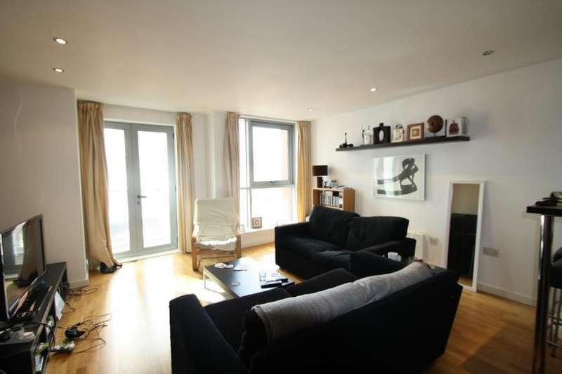 2 Bedrooms Apartment Flat for sale in ELBA, CITY ISLAND, GOTTS ROAD, LEEDS, LS12 1DD