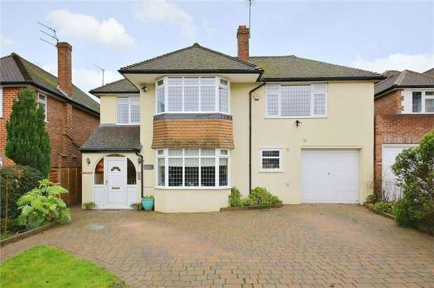 5 Bedrooms Detached House for sale in Newberries Avenue, Radlett, Hertfordshire