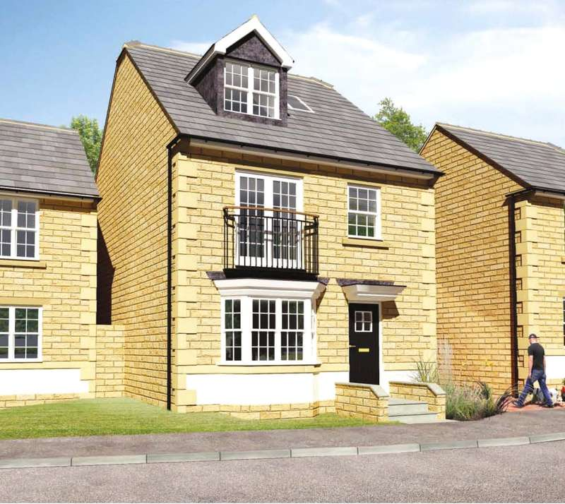 4 Bedrooms Detached House for sale in Inspire, Jilling Ing Park, Dewsbury, West Yorkshire, WF12